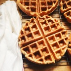 Waffling Around (whole wheat & clean)